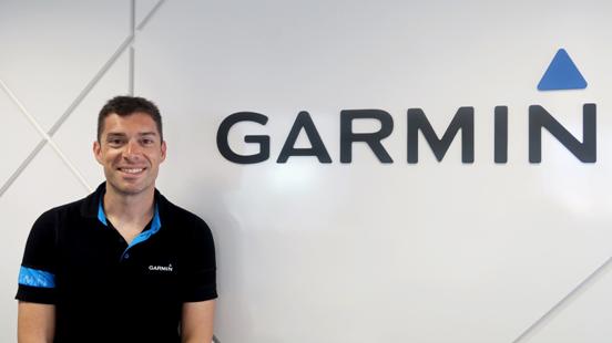 Marc López, nuevo responsable de Consumer Electronics de Garmin Iberia.