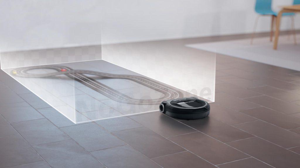 Bosch robot aspirador