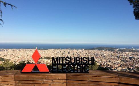 Mitsubishi Electric cena en Observatorio Fabra
