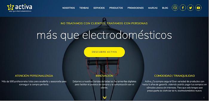 Nueva web Activa