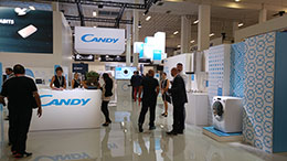 Candy Group expondrá en IFA 2017