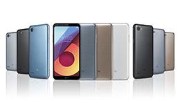 El smartphone LG Q6 llegará a España en agosto