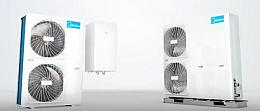 Sistema de climatización Midea M-Thermal