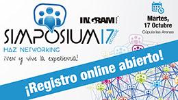 Ingram Micro abre las inscripciones para su Simposium 2017