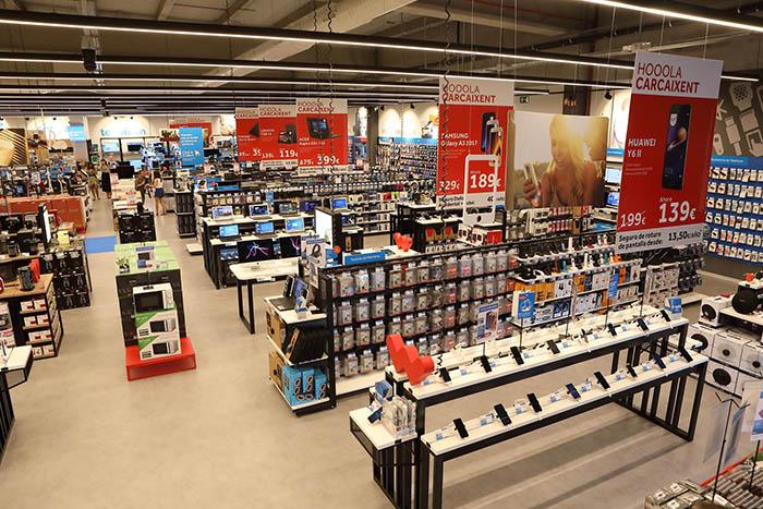 Worten incrementó sus ventas un 8,8% en los nueve primeros meses de 2017