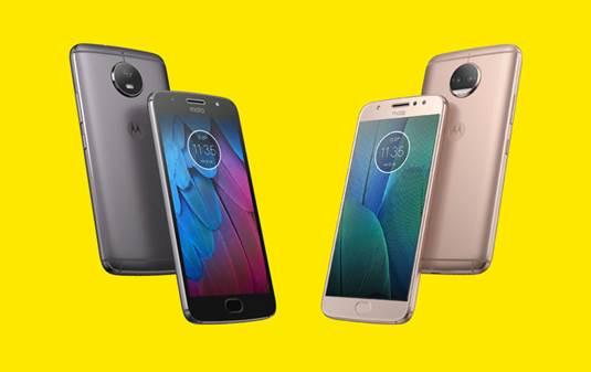Smartphones Moto G5S y Moto G5S Plus, de Motorola