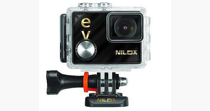 Cámara de acción Nilox EVO 4K30