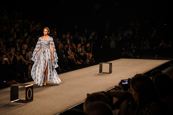 Rowenta patrocina el desfile de Ion Fiz en Mercedes-Benz Fashion Week Madrid