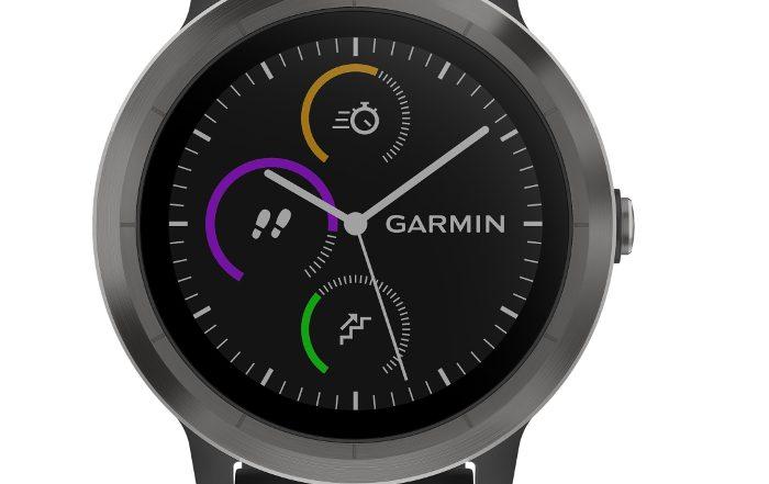 vívoactive 3, SideSwipe, Garmin Elevat, Garmin Pay, garmin, wearable, reloj inteligente, smartwatch,