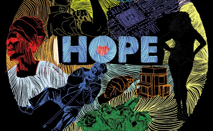 TEDxGracia,  Nuevos líderes para un Nuevo mundo, Beatriz Navarro, Ideas que merece la pena difundir, Fnac, Hope, Teatre dels Lluïsos,