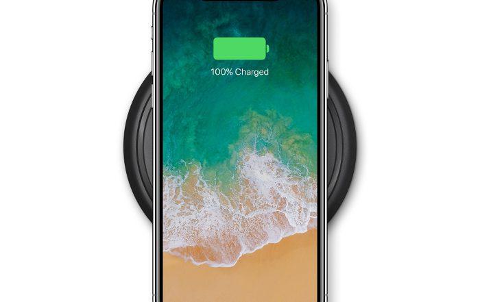 Mophie, carga inalámbrica, cargador, iPhone 8, iPhone 8 Plus, iPhoneX,