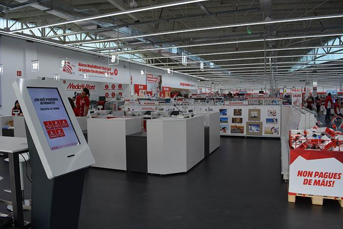 MediaMarkt Santiago abre mañana sus puertas