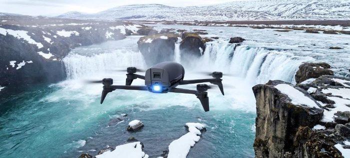 Parrot, drone, FreeLightPro Parrot Skycontroller 2, Parrot Cockpitglasses 2, Auto Shots, Follow me, Magic Dronies, Cameraman, Parrot Skycontroller 2, Bebop 2 Power, cuatricóptero,