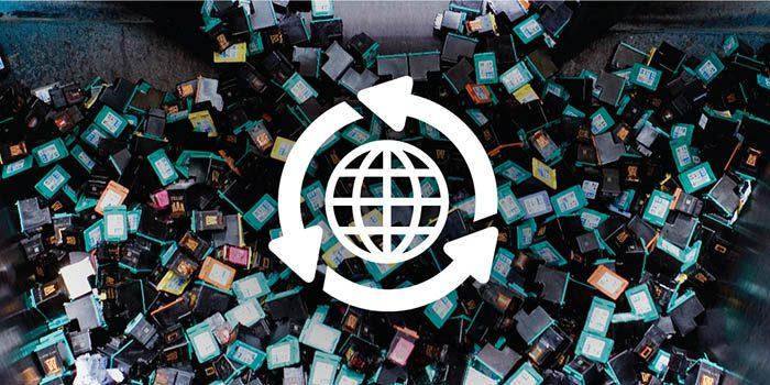 tiendas worten, reciclaje cartuchos impresora, HP, tiendas worten, descuento, medio ambiente, impresora, impresión, partners