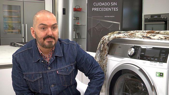 AEG Care Label project cuidado de la ropa Juan Duyos medio ambiente sostenibildad