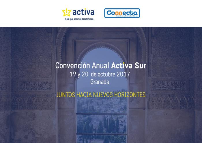 Activa Sur celebrará su convención anual en Granada