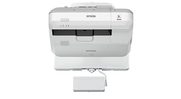 SIMO Educación Epson proyectores interactivos Epson EB-710Ui proyector láser