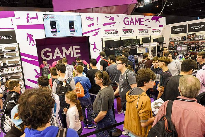 Madrid Gaming Experience se consolida