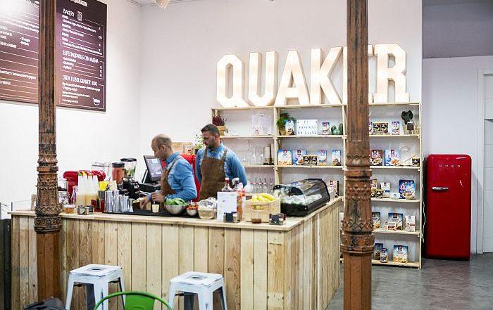 Los electrodomésticos de Smeg decoran el Rincón de la Avena, situado en el Pop Up Café de Quakers, en Madrid, mostrando la vocación de la marca por todo lo relacionado con la gastronomía y de sus diferentes estilos