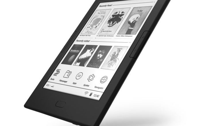 Nubico Premium eReader c eInk Carta HD eReader Energy Max Energy Sistem