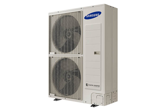 Bomba de calor Eco Heating System (EHS) TDM Plus de Samsung