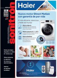 Sonitrón 420, revista Sonitrón, número 420 de la revista Sonitrón, revista de electrodomésticos, Global TV, Javier Gómez