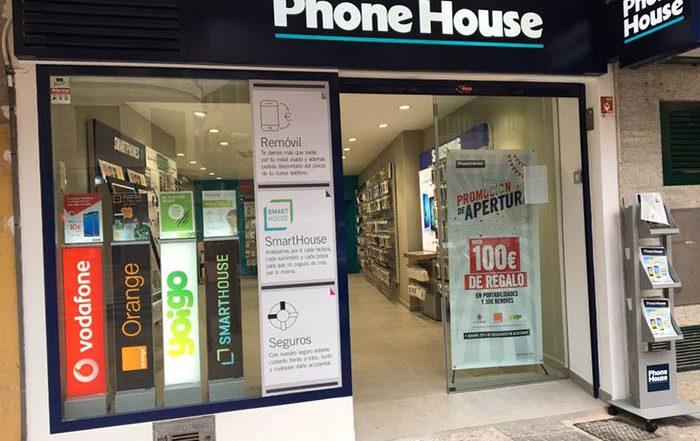 Tavernes, Valencia, tienda Phone House, punto de venta Phone House, tienda de telefonía, oferta de teléfono móvil, portabilidad, orange, movistar, masmóvil, vodafone