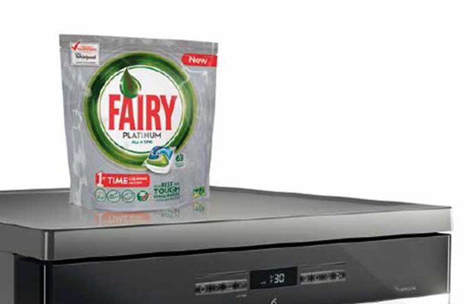 Whirlpool, programa vapor, Fairy, Power Dry , lavavajillas, PowerClean, Fairy gratis,