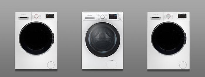 Daewoo presenta nuevas lavadoras y una lavasecadora