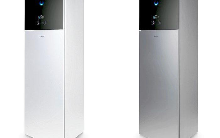 Daikin Altherma Daikin Eye tecnología Bluevolution calefacción refrigerante R-32 refrigeración agua caliente sanitaria