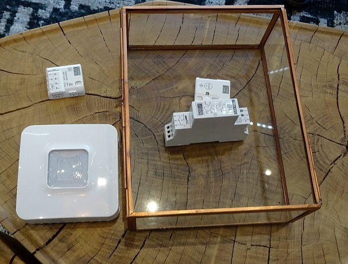 My Connected Home Delta Dore Group casa conectada Box Tydom Lifedomus