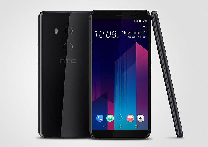Smartphone HTC U11+