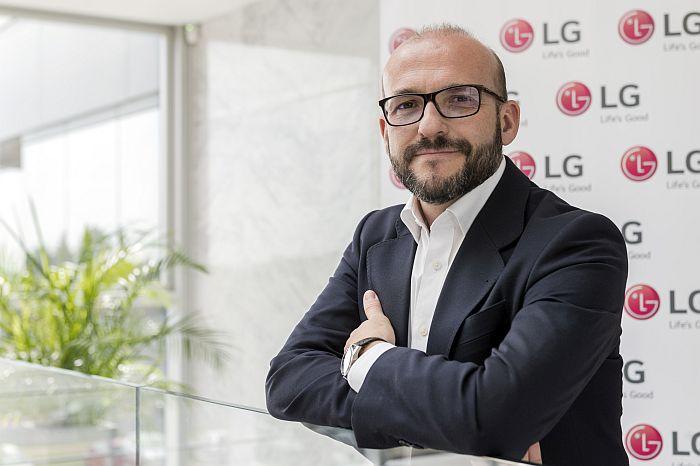 Nuevo director general de Operaciones de LG Electronics España