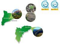 Eurofred MAPAMA RSC reforestación departamento de Operaciones y Calidad de Eurofred emisiones de CO2 huella de carbono sello Calculo y Compenso