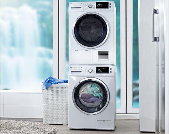 clasificación energética A++ lavadoras-secadoras muchos programas de secado secadoras secadoras de condensación con bomba de calor sistema SpeedDry Teka