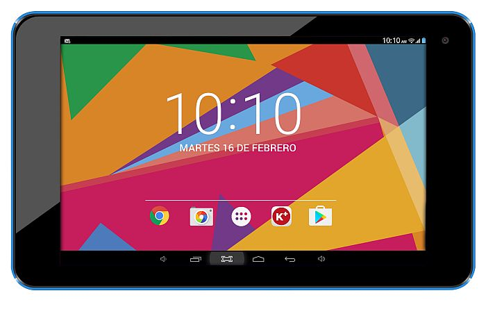 Tableta Woxter N-70, tableta Android 7.1