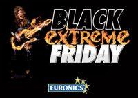 Euronics, Black Friday, Extreme, tiendas de electrodomésticos, ofertas, venta de electrodomésticos, Euronics