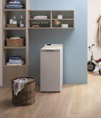 Indesit, lavadoras, lavadoras de carga superior, carga superior, lavado