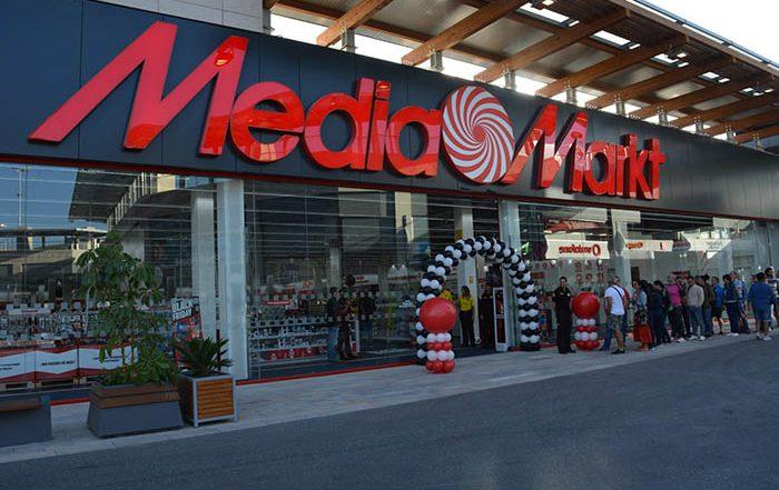 MediaMarkt Alisios, tienda MediaMarkt de Canarias, personalización, modernización de tienda, MediaMarkt, cadena de electrodomésticos, tienda de electrodomésticos, comprar lavadora, comprar televisor, Las Palmas, Centro Comercial Alisios
