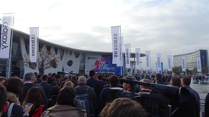 Dudas para la continuidad del salón MWC en Barcelona