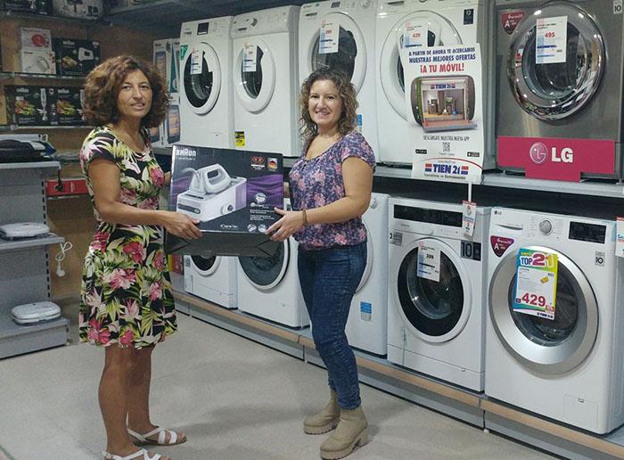 Tu compra tiene premio, Tien 21, Tien21, tiendas tien21, tienda electrodomésticos, comprar lavadora, frigorífico, televisor