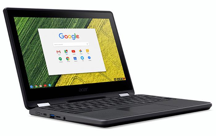 Acer lidera el mercado de ordenadores para educación