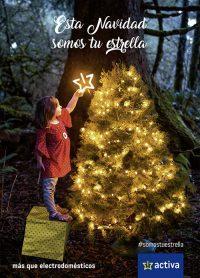 Tiendas Activa, Navidad, campaña solidaria, romoción navideña, Somos tu estrella, tienda de electrodomésticos, Fundación Pequeño Deseo, niños enfermos