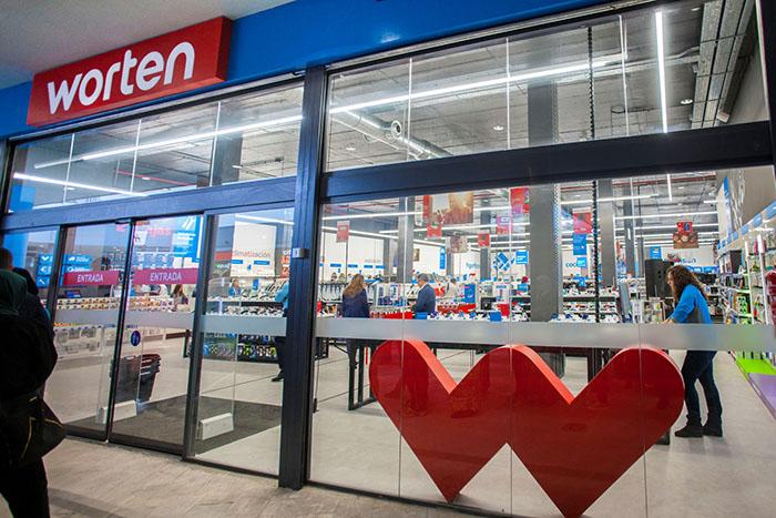 Inaugurada la tienda de electrodomésticos Worten Melilla