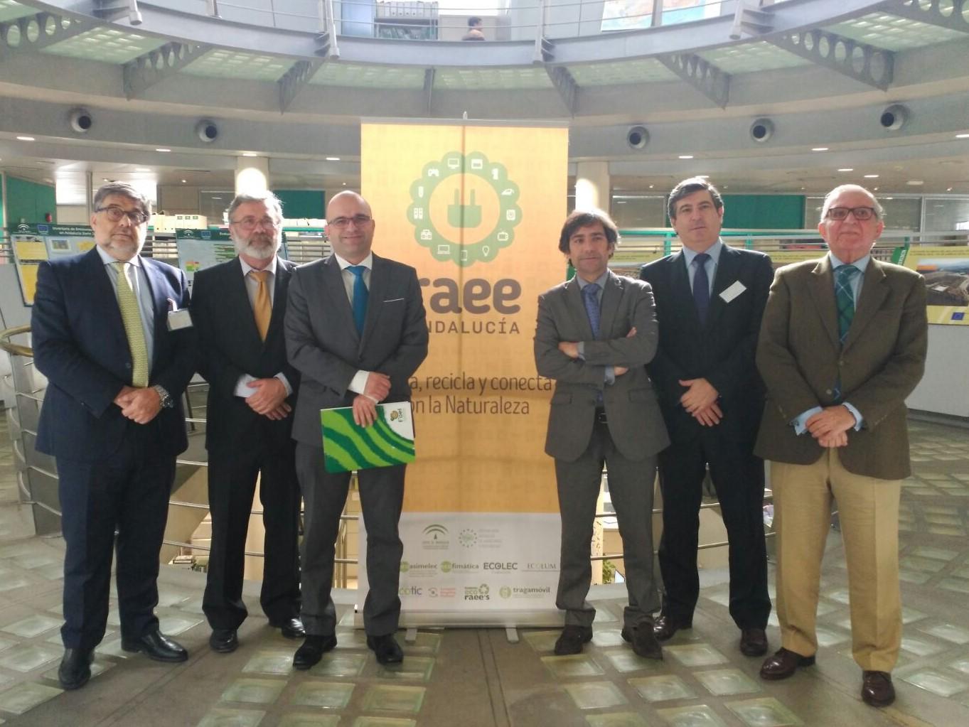 FAEL gestionó 6.234 toneladas de RAEE en 2017