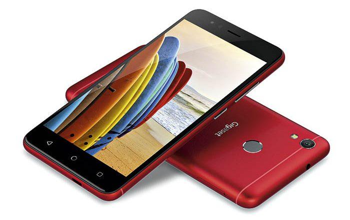 smartphone Gigaset, gigaset GS270, GS270 plus, San Valentín, edición especial, color rojo, smartphone, cámara, procesador octacore