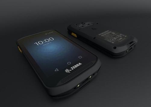 Zebra technologies, smartphone TC25, productividad, teléfono para pymes, teléfono para repartidores, escaneado, código de barras, android, comunicaciones