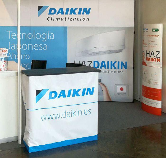 Daikin, Fiesta del Instalador2 017