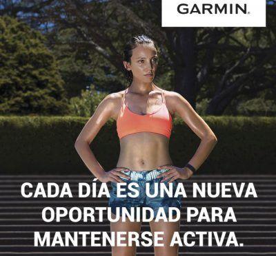 Garmin Vívosmart Campaña 17