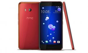 HTC Solar Red U11
